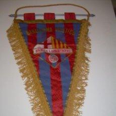 Coleccionismo deportivo: ANTIGUO BANDERIN DEL BARCELONA ATLETICO.. Lote 77742893