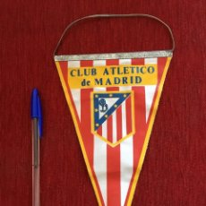 Coleccionismo deportivo: ANTIGUO BANDERIN ATLETICO MADRID FIFA. Lote 78939389