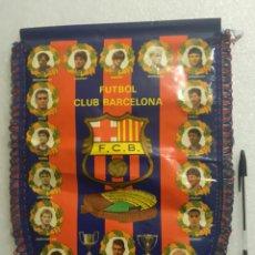 Coleccionismo deportivo: BANDERÍN FC BARCELONA. Lote 79721601