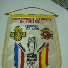 Coleccionismo deportivo: CAMPEONATO DE EUROPA DE FUTBOL JUNIO 1984, FRANCIA- ESPAÑA. Lote 79794157