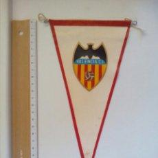 Coleccionismo deportivo: BANDERÍN VALENCIA C.F.. Lote 83714700