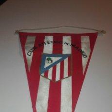 Coleccionismo deportivo: BANDERIN CLUB ATLETICO DE MADRID. Lote 83852306