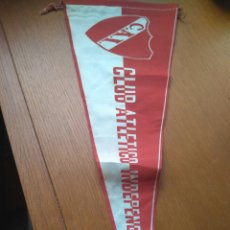 Coleccionismo deportivo: BANDERÍN CLUB ATLÉTICO INDEPENDIENTE FÚTBOL ARGENTINA . Lote 83956356