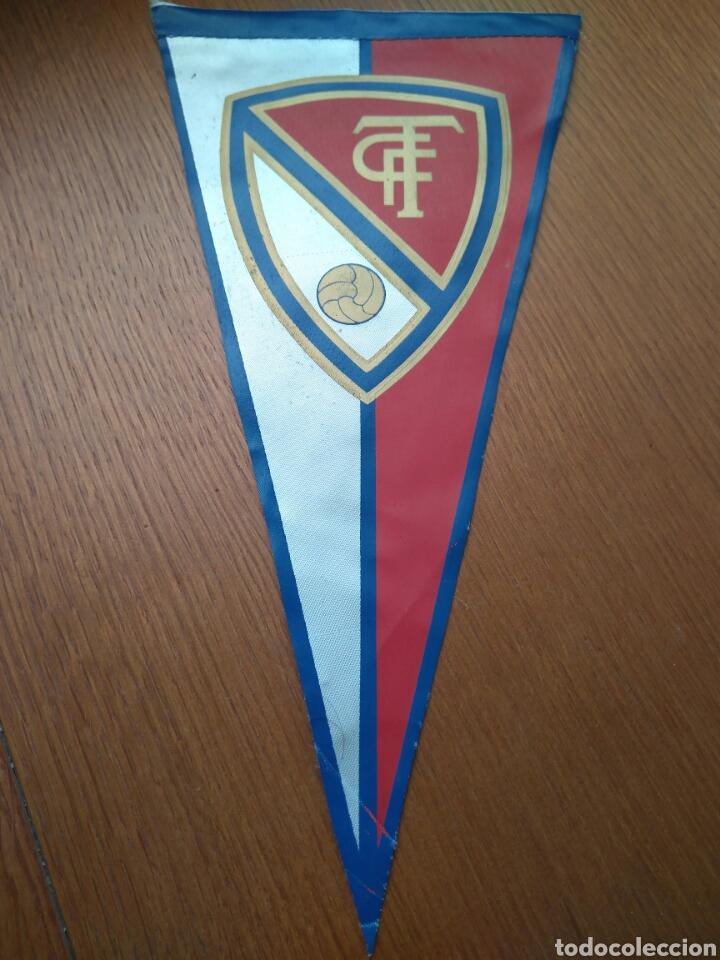 BANDERIN FUTBOL (Coleccionismo Deportivo - Banderas y Banderines de Fútbol)