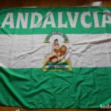 Coleccionismo deportivo: BANDERA ANDALUCIA. Lote 85227924