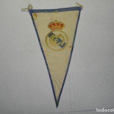 Coleccionismo deportivo: BANDERIN REAL MADRID. Lote 89303240