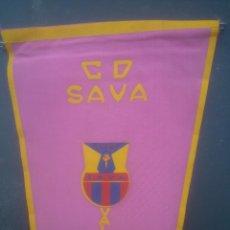 Coleccionismo deportivo: CLUB DEPORTIVO SAVA PEGASO VALLADOLID AÑOS;60S. Lote 91026570