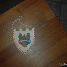Coleccionismo deportivo: BANDERIN -BANDERA PONTEVEDRA CLUB DE FUTBOL . Lote 92318845