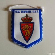 Coleccionismo deportivo: BANDERIN. REAL ZARAGOZA. Lote 92469923