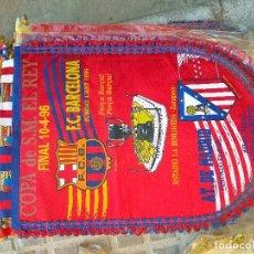 Coleccionismo deportivo: FINAL COPA DEL REY 1996. Lote 103491387
