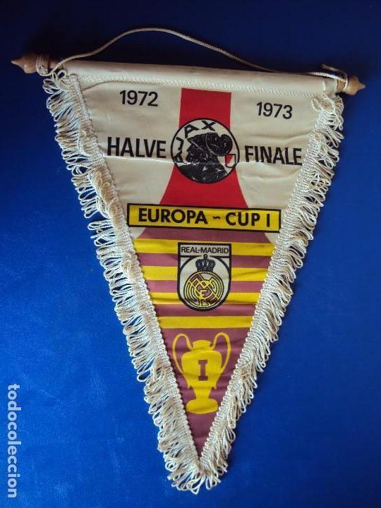 F 171056 Banderin Final Copa De Europa 1972 19 Sold At Auction 100613099
