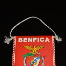 Coleccionismo deportivo: BANDERIN DEL BENFICA 11 CM. Lote 102541299