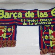 Coleccionismo deportivo: ANTIGUA BUFANDA F.C.BARCELONA. Lote 102728659