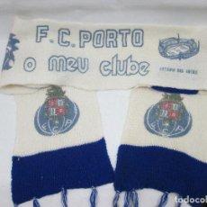 Coleccionismo deportivo: ANTIGUA BUFANDA F.C.PORTO. Lote 102731327