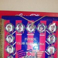 Coleccionismo deportivo: BANDERIN FUTBOL CLUB BARCELONA . Lote 103573519