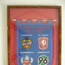 Coleccionismo deportivo: BANDERIN DE FUTBOL EUROPA LEAGUE FASE DE GRUPOS TEMPORADA 2012 2013.. Lote 104289679
