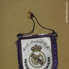 Coleccionismo deportivo: BANDERIN REAL MADRID FUTBOL. Lote 105759935