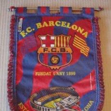 Collezionismo sportivo: ANTIGUO BANDERIN F. C. BARCELONA. Lote 106626091