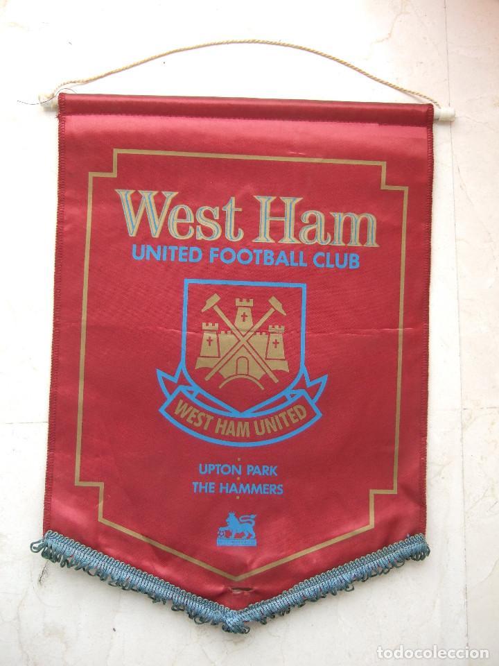 West Ham United Wimpel