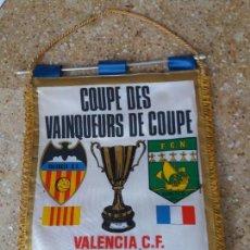 Coleccionismo deportivo: SEMIFINAL RECOPA EUROPA VALENCIA C.F. -NANTES. ABRIL1980. Lote 107591695