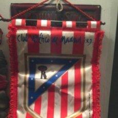 Coleccionismo deportivo: BANDERIN DE FUTBOL ATLETICO DE MADRID. Lote 110151895