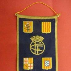 Coleccionismo deportivo: BANDERÍN FUTBOL. SELECCION JUVENIL CATALANA 1970-71 26 X 14 CTMS. Lote 114430911