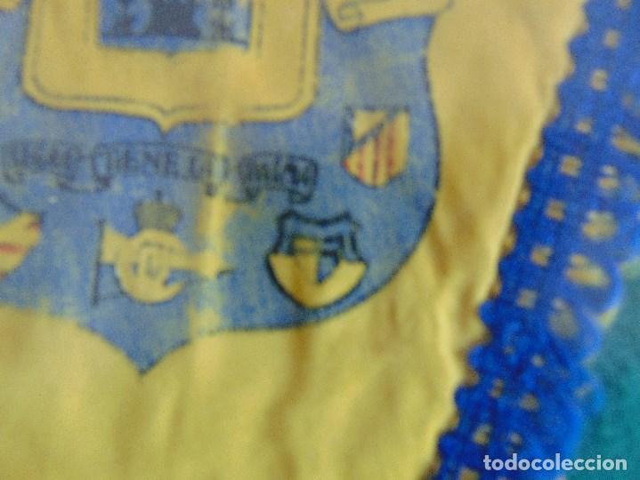 Coleccionismo deportivo: BANDERIN ENMARCADO DE LA UNION DEPORTIVA LAS PALMAS FIRMADO POR VARIOS FUTBOLISTAS - Foto 9 - 118284371