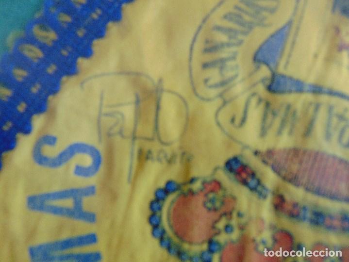 Coleccionismo deportivo: BANDERIN ENMARCADO DE LA UNION DEPORTIVA LAS PALMAS FIRMADO POR VARIOS FUTBOLISTAS - Foto 10 - 118284371