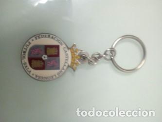 Coleccionismo deportivo: ESCUDOS Y LLAVEROS DE FUTBOL - Foto 3 - 119856187