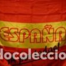 Coleccionismo deportivo: BANDERA FUTBOL SELECCION ESPAÑA A POR TODAS. Lote 120316135
