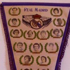 Coleccionismo deportivo: BANDERINES MADRID 30X46. Lote 121059427