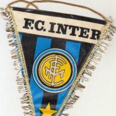 Coleccionismo deportivo: BANDERIN FC.INTER MILAN. Lote 121510599