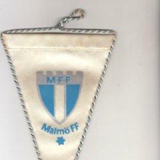 Coleccionismo deportivo: BANDERIN MALMOE FF.SUECIA.. Lote 121511511
