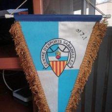 Coleccionismo deportivo: BANDERÍN SABADELL FC.. Lote 121601299