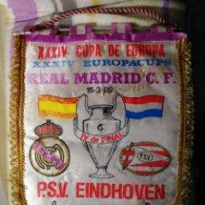 Coleccionismo deportivo: XXXIV COPA DE EUROPA - REAL MADRID - P.S.V. EINDHOVEN.. Lote 122554695