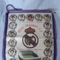 Coleccionismo deportivo: BANDERIN REAL MADRID C.F.. Lote 124029051