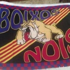 Coleccionismo deportivo: BANDERA BOIXOS NOIS F.C. BARCELONA BARÇA. Lote 124995767