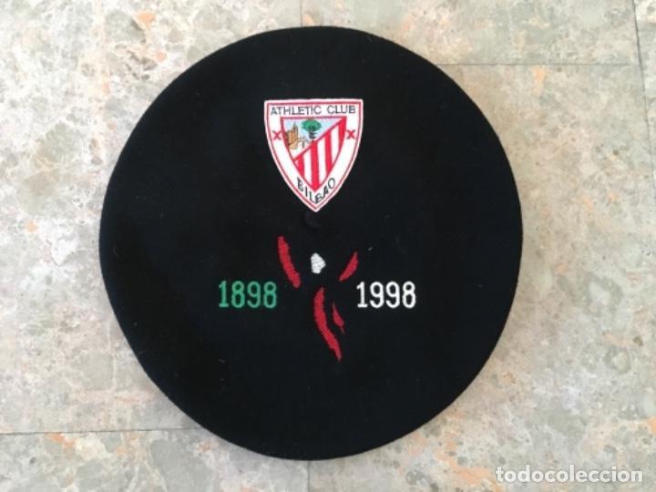 TXAPELA CHAPELA ATHLETIC BILBAO CENTENARIO 1998 (Coleccionismo Deportivo -  Banderas y Banderines de Fútbol) a3298b90109