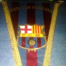 Coleccionismo deportivo: BANDERIN FC BARCELONA. Lote 131194576