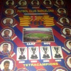 Coleccionismo deportivo: BANDERIN FC BARCELONA. 93-94 JUGADORES. Lote 131194632