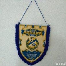 Coleccionismo deportivo: BANDERIN FUTBOL FC DINAMO DE KIEV. Lote 132422974