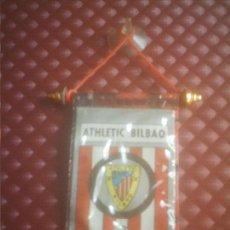Coleccionismo deportivo: ATLETICH BILBAO-ATLETICO DE BILBAO - BANDERIN ANTIGUO DE COCHE. Lote 132523198