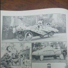 Coleccionismo deportivo: MURCIA LAS FIESTAS DE PASCUA ALFONSO XIII VISITA RETAMARES ,SEVILLA Y EXPOSICION DE PAISAJES 1923. Lote 134055650