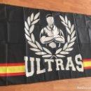 Coleccionismo deportivo: BANDERA ULTRAS. HOOLIGANS HINCHAS SUPPORTERS, CASUALS ESPAÑA FIRM. Lote 134566819