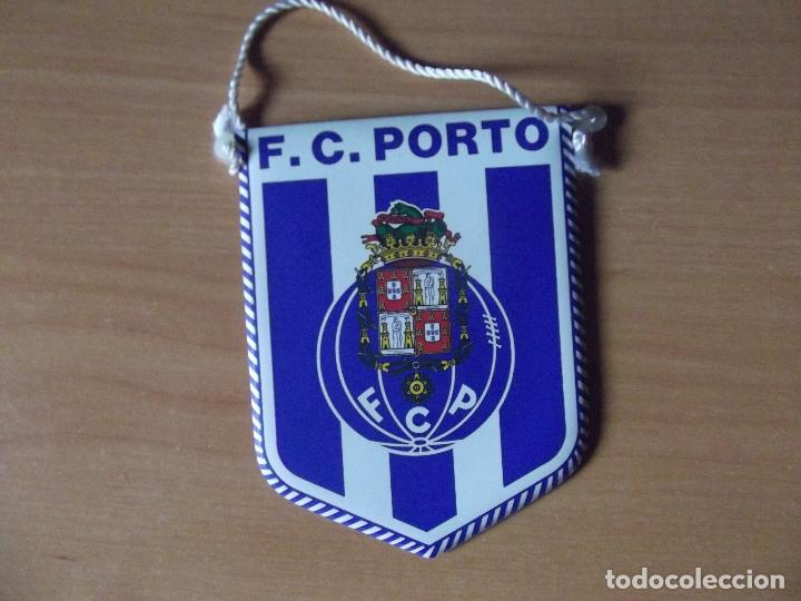 BANDERINES-PORTUGAL-F.C.PORTO-11CM (Coleccionismo Deportivo - Banderas y Banderines de Fútbol)