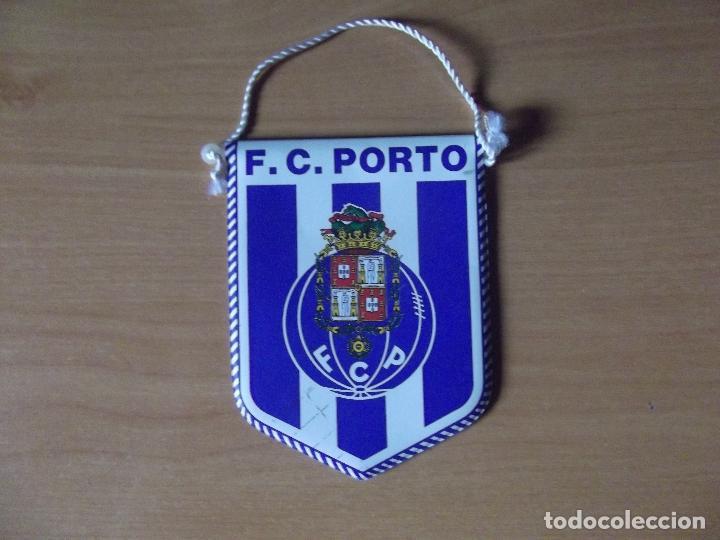 Coleccionismo deportivo: BANDERINES-PORTUGAL-F.C.PORTO-11CM - Foto 2 - 140018274