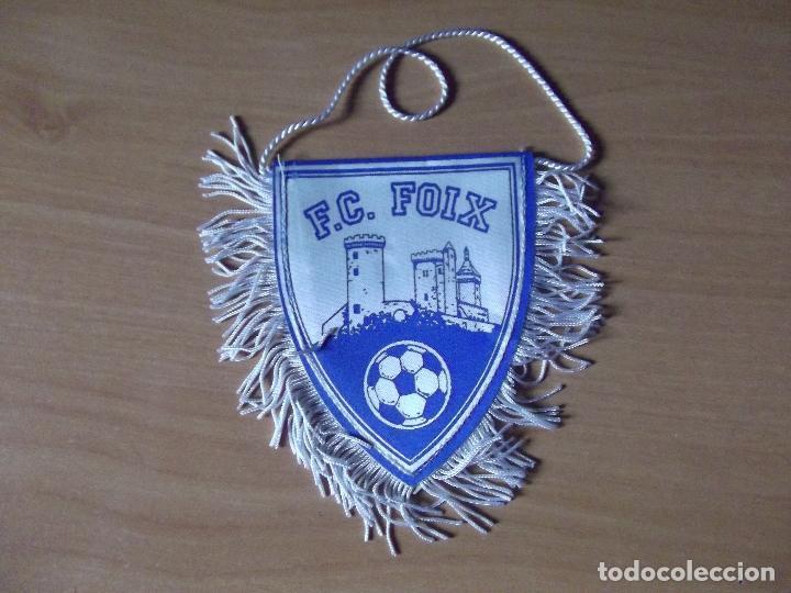 Coleccionismo deportivo: BANDERINES-FRANCIA-F.C.FOIX-10CM - Foto 2 - 140018558