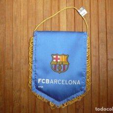Coleccionismo deportivo: BANDERÍN VINTAGE FC BARCELONA. BARÇA. Lote 140405586