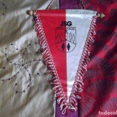 Coleccionismo deportivo: BANDERINES-JSG-OBERG-MUNSTEDT. Lote 140534530