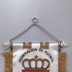 Coleccionismo deportivo: FEDERACION DE FUTBOL DE MADRID. Lote 143923442
